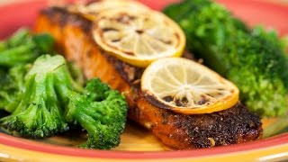 Cooking Guru S3e3: Cajun Spiced Salmon Fillet