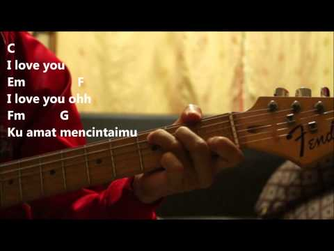 Mark Adam Marry Me Cover (Kord Gitar)