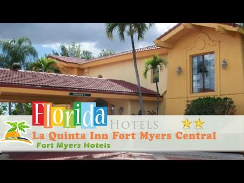 La Quinta Inn Fort Myers Central - Fort Myers Hotels, Florida