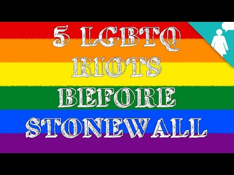 5 LGBTQ Riots Before Stonewall