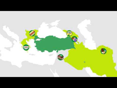 WorldFood Istanbul: The gateway to Eurasia's food industry