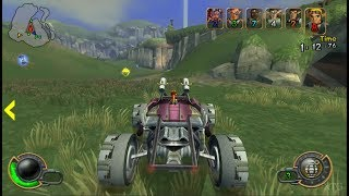 Jak X: Combat Racing PS2 Gameplay HD (PCSX2)