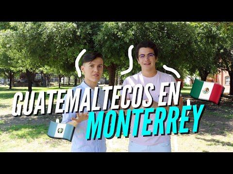 GUATEMALTECOS EN MONTERREY!🇲🇽