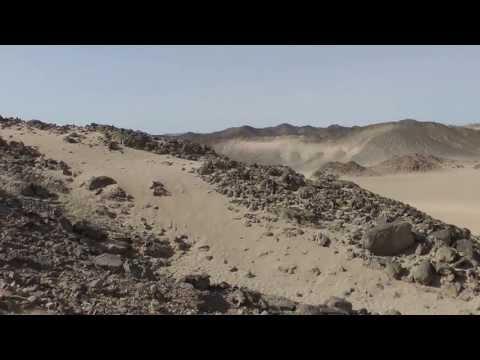 Jeep-Safari in die arabische Wüste