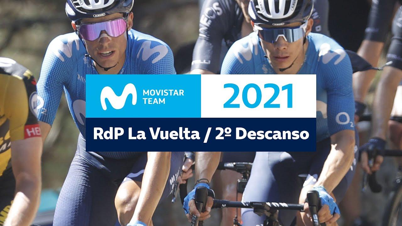 Download Rueda de Prensa 2º Descanso La Vuelta 2021   Movistar Team