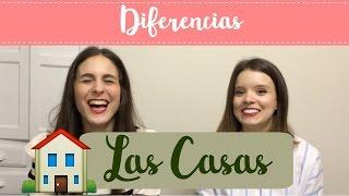 Diferencias entre Estados Unidos y España: Las Casas
