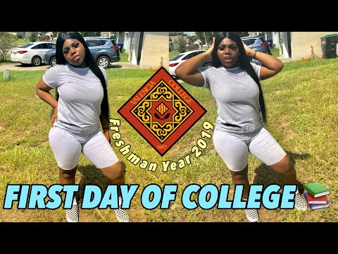FIRST DAY OF COLLEGE VLOG 2019 | Valencia College | Freshman Edition ????