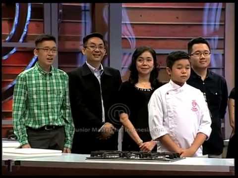 Junior MasterChef Indonesia Season 2   Segmen 1 Eps 15