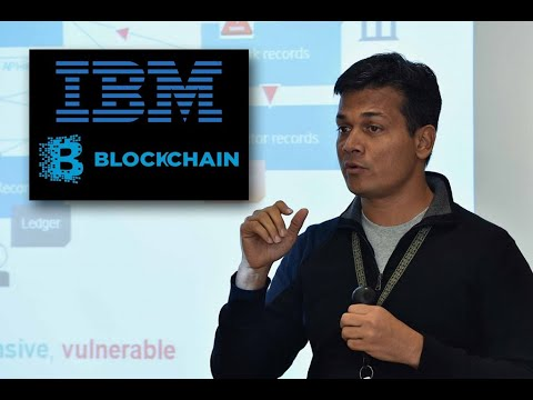 Nitin Gaur (Director, IBM Blockchain Labs) On World Wire, Ai, SQL, Bitcoin & More