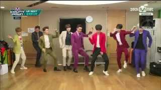 Gambar cover Super Junior 슈퍼주니어 - Devil @ M! Countdown [1080p] [60fps]