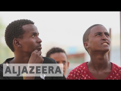 Undocumented African migrants use Sudan to reach Libya