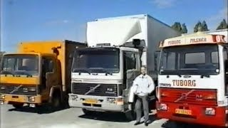 Volvo FL6 Driver Instruction Video from 1991/ #1