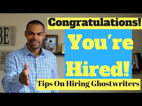 How To Find The Best Ghostwriters - Kindle Publishing