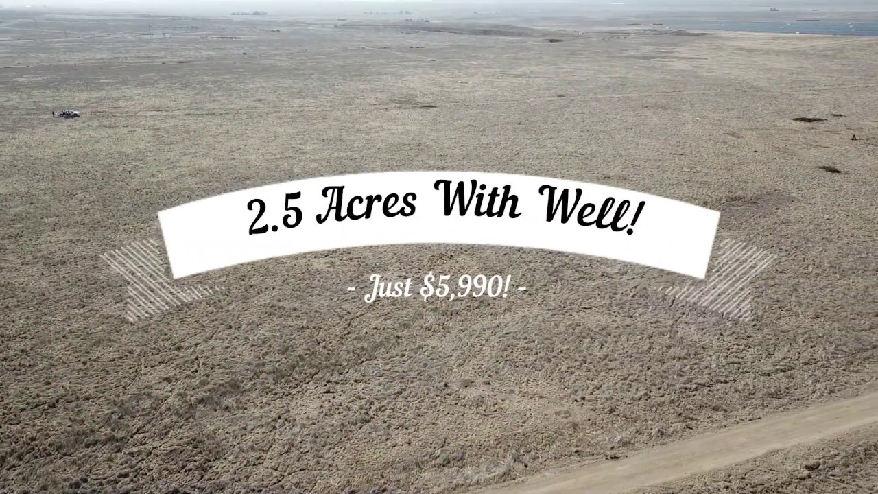 230' WELL on property!!