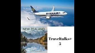 TRAVEL TALKS #5  AirIndia update , new zealand tourism focus in india, Ryanair strikes