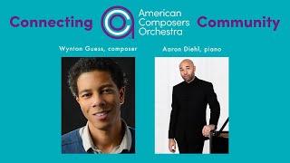 Connecting ACO Community - Wynton Guess & Aaron Diehl