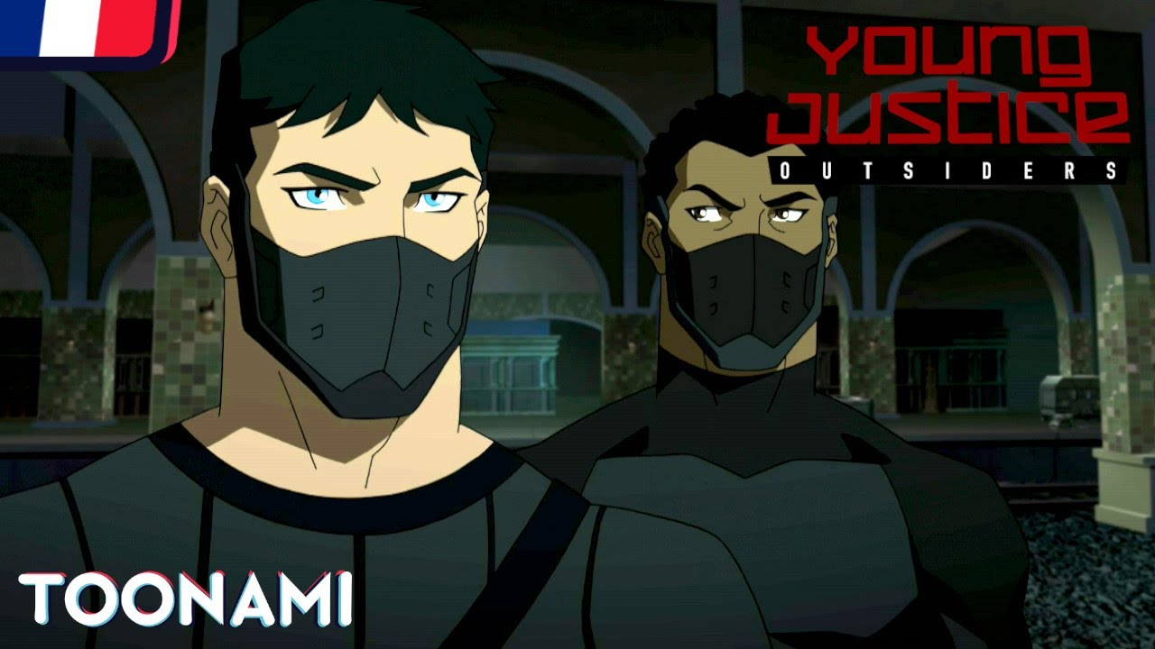Download Young Justice Outsiders 🇫🇷   Nous, les Rois [Episode #2]