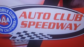 Xbox Cup Series At Auto Club Commentating