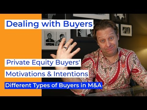 Understanding Private Equity Buyers in Mergers and Acquisitions