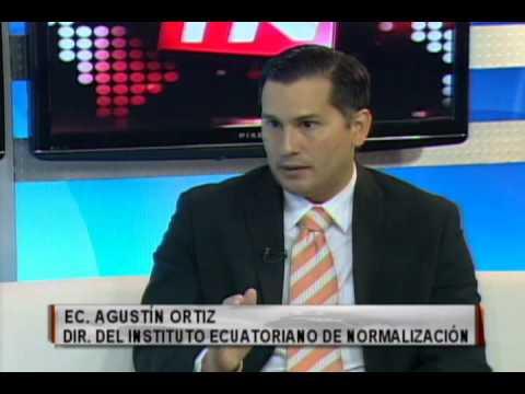 Ec. Agustín Ortíz