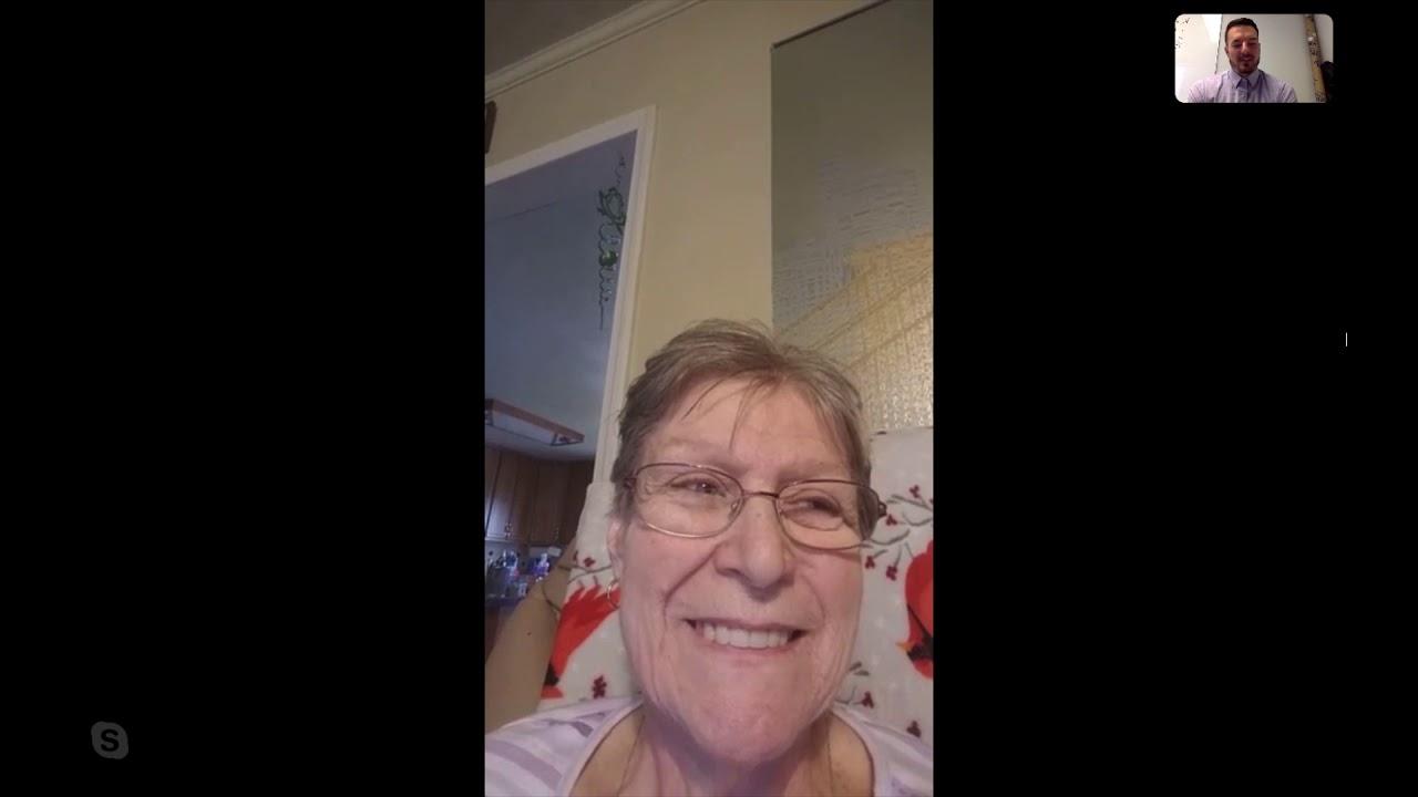Marjorie Testimonial