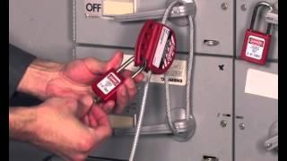S806 - Cable Lockout - Lockout-Tagout-Shop.com