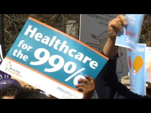 Medicare for All: As Healthcare Costs Soar, Momentum Grows to Guarantee Healthcare for All Americans