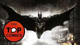 Reseña Batman Arkham Knight
