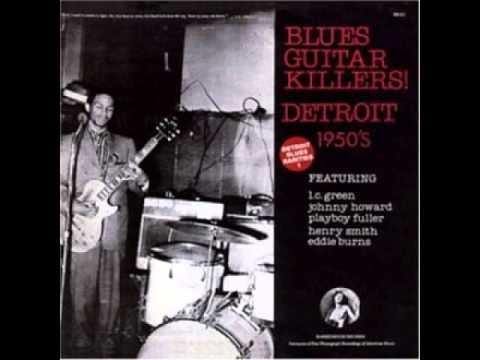 Johnny Howard - Natural Man Blues