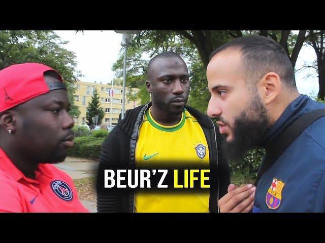 BEUR'Z LIFE - Quand on pense que t'es un raciste
