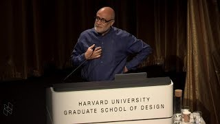 Exhibition Lecture: Rahul Mehrotra