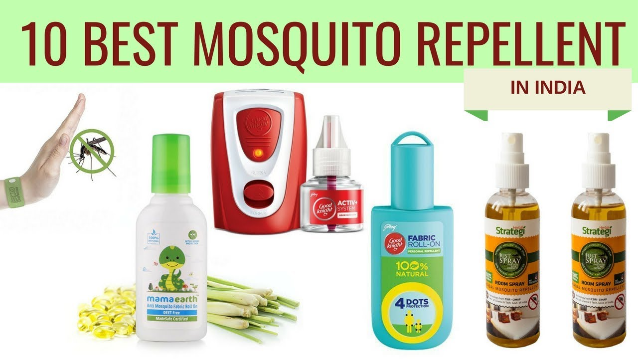 Top 10 Mosquito Repellent In India With Price Natural Mosquito