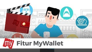 Fitur MyWallet BookMyShow Indonesia