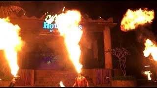 Download Video Lost World of Tambun | Fire Show 2018 | Flaming Percussion | Fire Eater MP3 3GP MP4