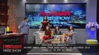 Ngobrol Seru! 3 Wanita Cantik Buka-bukaan Manis Pahit Punya Suami Bule, Hotman Paris Show 13 Des