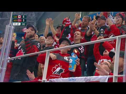 Day 3- Canada vs Norway Para ice hockey