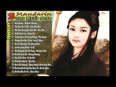 15 Lagu Mandarin Pilihan - Mandarin Top Hits Song