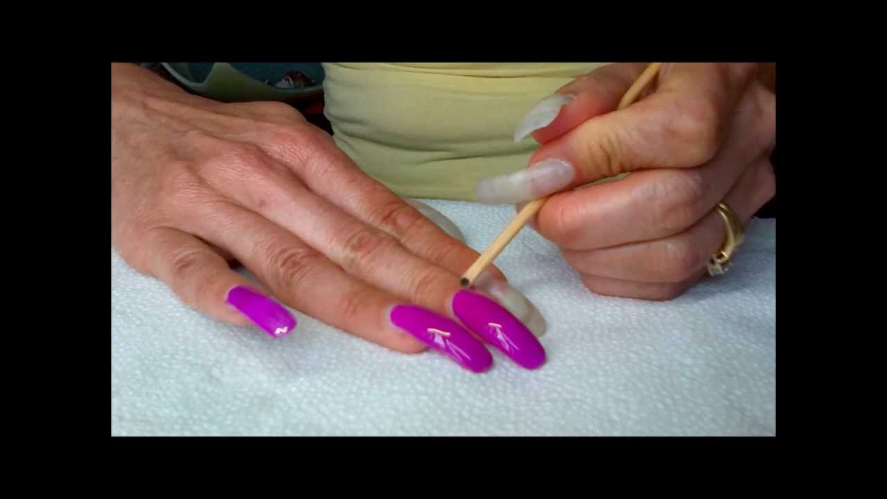 - LONG NAILS-easy Nail Art - YouTube