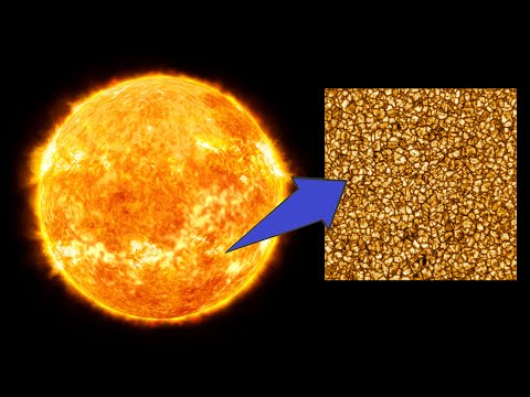 What Does The Sun Really Look Like?