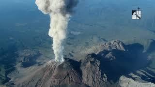 Volcán de San Salvador. El gigante dormido (2017)