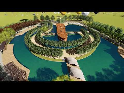 Qatar Natural Life Center   Katar Doğal Yaşam Merkezi