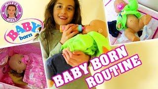 BABY BORN Wochenende Routine - Ein Tag PUPPENMAMA - Mileys Welt