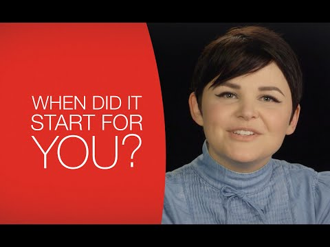 Ginnifer Goodwin, When Did It Start For You?