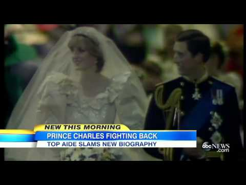 Prince Charles' Camp Calls Claims in Book 'Ill-Informed Speculation'1:55