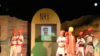 MAST MAHARASHTRA MAZA Maharashtra Geet From Musical Show By Tyagraj Khadilkar