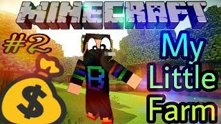 Обложка Я богат My Little Farm 2 Майнкрафт Minecraft