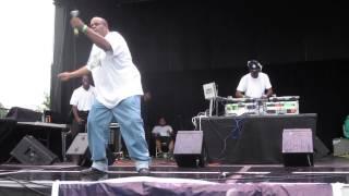 DJ BRUCIE B PT 1 - MIXING LIVE @ CROTONA PARK