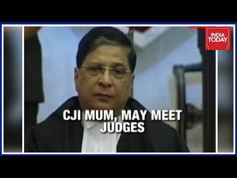 After Judges' Mutiny, Chief Justice To Chair Meet; Can CJI Resolve Differences With Judges?