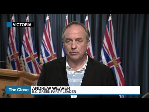 B.C.'s Andrew Weaver: Pipeline approval system was 'rigged'