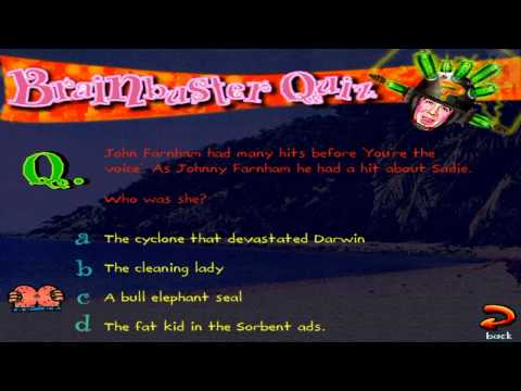 Real Wild Child - History of Australian Rock N Roll Quiz (3/3)